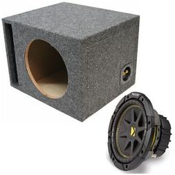 "Kicker 2010 C12 12"" Sub 4 Ohms Comp Subwoofer Competition Su"