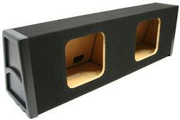 """Kicker Dual 10"""" L3 L5 L7 Subwoofer Selaed Enclosure Sub Box"""