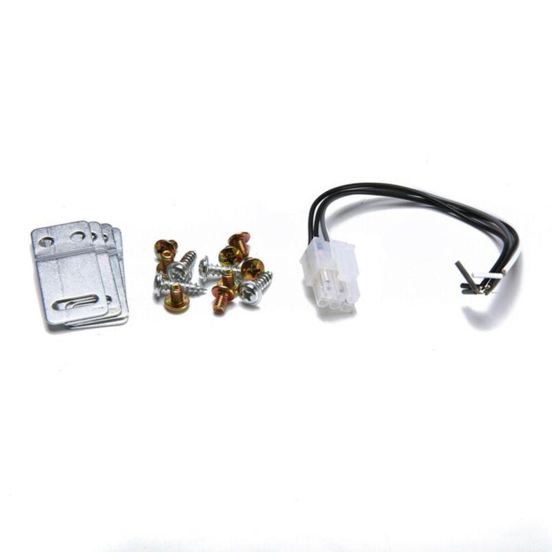 "10"" 600W Powered Under-Seat Amplifier Audio Super Bass US"
