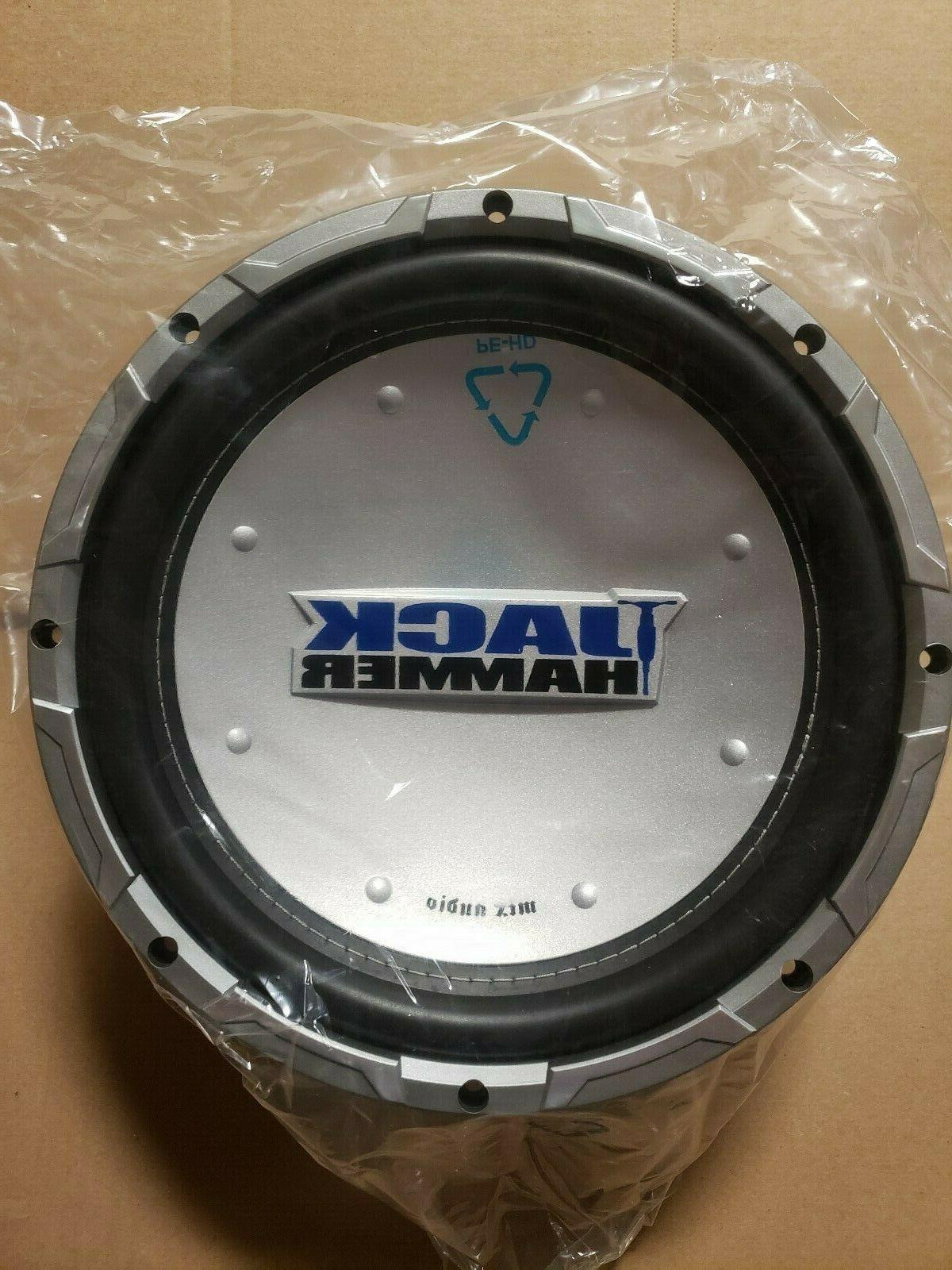 10 audio jack hammer subwoofer speaker 200