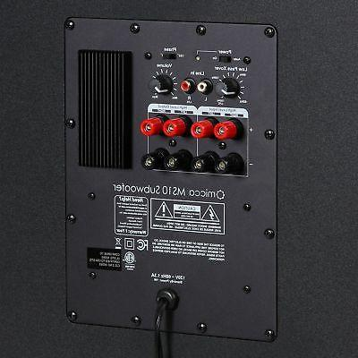 Micca 10-Inch for Home Theater Music