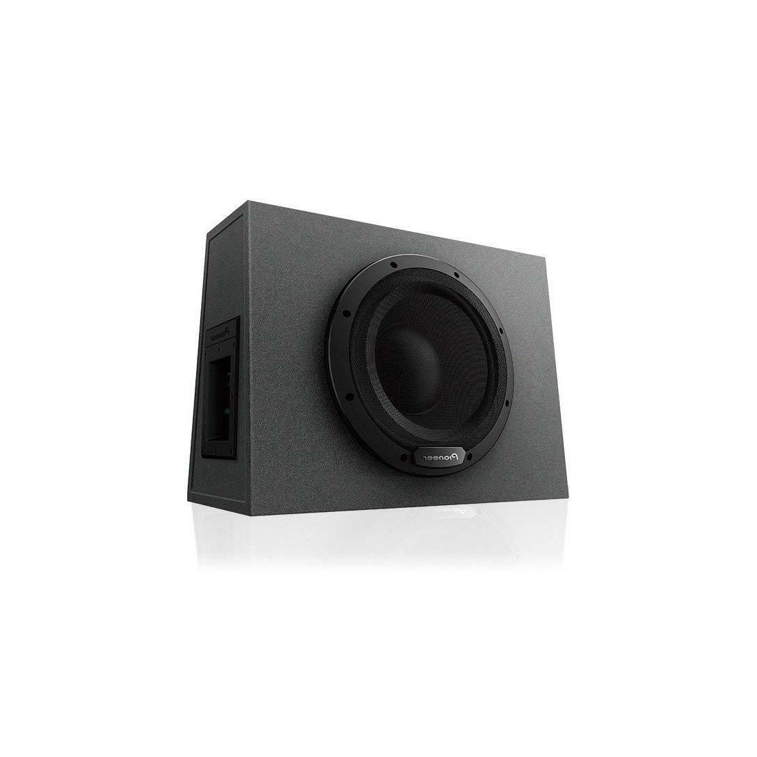 10 inch Subwoofer Box Active Sub with Built-in Amplifier Pio