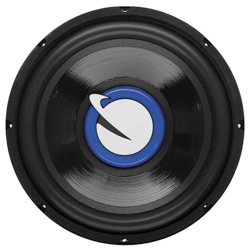 10 woofer single voice coil