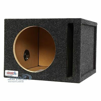 "Atrend 10SQV 10"" Single Pro Series Vented/Ported Subwoofer E"
