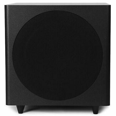 12 inch powered subwoofer for home theater