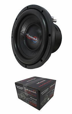 "12"" Subwoofer 600W 2"" 4 Ohm DVC Pro Car Audio American Bass"