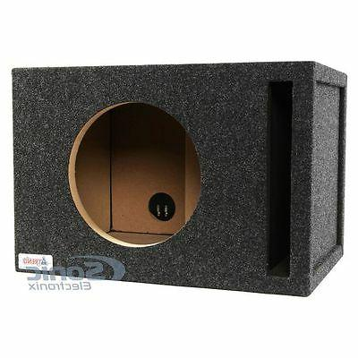 "Atrend 12W7SV 12"" Vented/Ported Subwoofer Enclosure Box for"