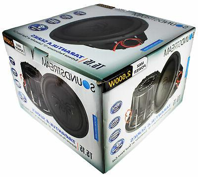 "Soundstream 15"" T5 Series Ohm"