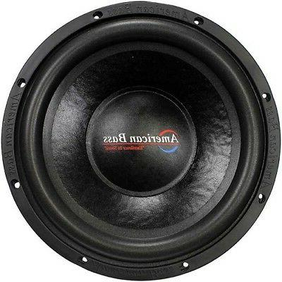 "Subwoofer Audio Speaker 15"" Max Oz"