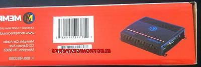 New Memphis 16-SRX500D.1 Watt Max Monoblock Mono Amp