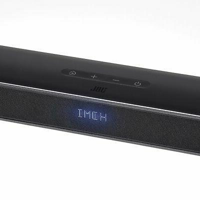 JBL - 300W Soundbar Wireless Subwoofer - Black