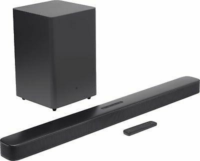 JBL - 2.1-Channel Soundbar System with Wireless