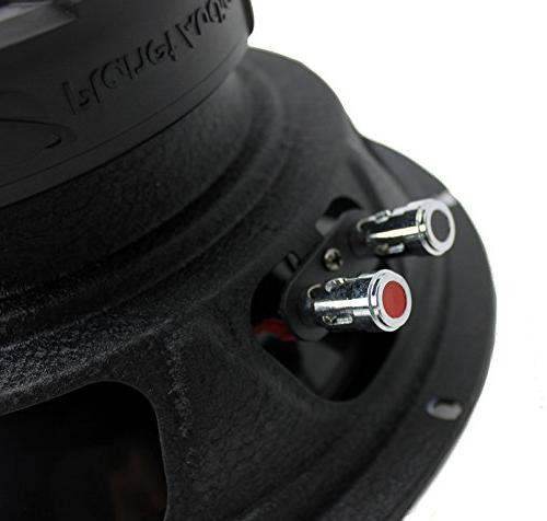 """4) PLANET AUDIO 10"""" 6000W Audio Subs Woofers"""