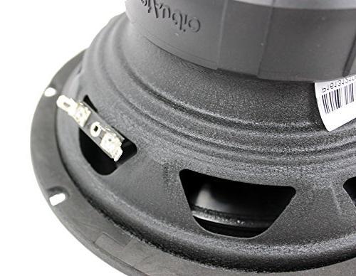 2) New Planet Audio AC8D 2400 Car Woofer DVC Ohm