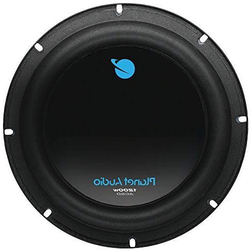 2) Audio AC8D Car Subwoofer Power Sub Woofer