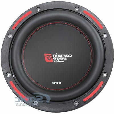 """CERWIN 2400W 10"""" HED Subwoofers/Subs"""