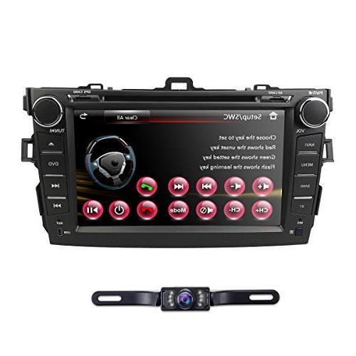 2 din car radio stereo