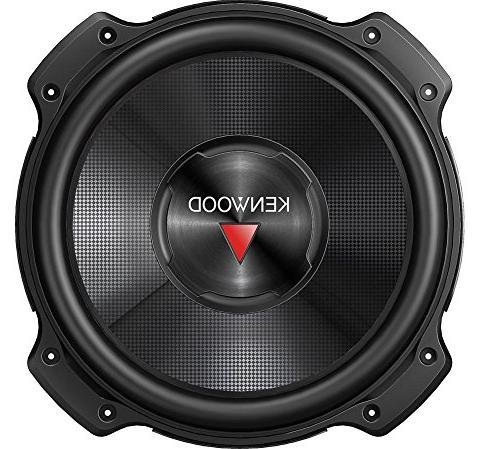 NEW Kenwood KFC-W3016PS 12 4000 WATT Car Audio Subwoofers Subs Woofers 4 Ohm 2