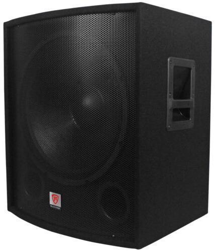 "New Rockville 18"" 2000 Watt Pro DJ Subwoofers"