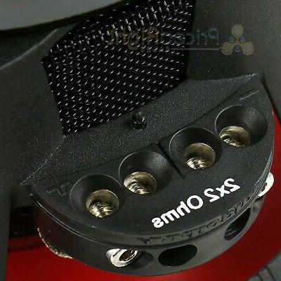 """Audiopipe 10"""" Dual 2 Ohm Quad Stack Audio"""