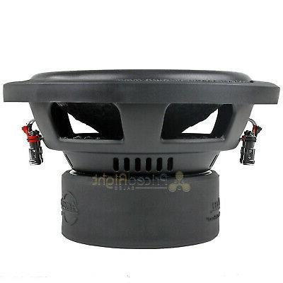 "2 Pack 10"" Subwoofers Ohm 900 Watts Audio XD"