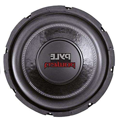 2) PYLE PLPW6D 1200W Coil 4-Ohm Subwoofers Subs