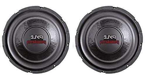 2 plpw6d dual voice coil