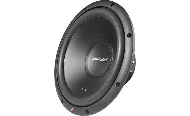 2 Fosgate Ultra Shallow 10-Inch Ohm Subwoofer