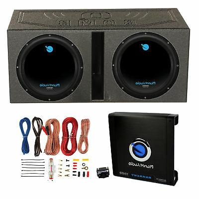 2 subwoofers