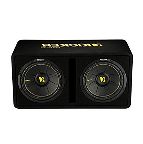 Kicker Car Audio Enclosure+Mono