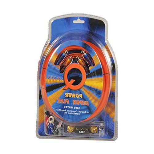 "Kicker 44DCWC122 12"" Car Audio Subwoofer Sub Enclosure+Mono Amp"
