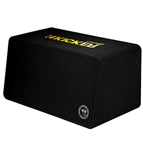 Kicker Car Audio Subwoofer Enclosure+Mono
