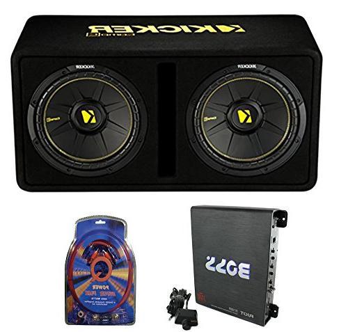 40dcws122 car audio subwoofer sub
