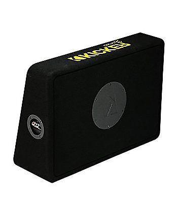 Kicker 44TCWC104 Car/Truck Subwoofer Box + Amp Kit