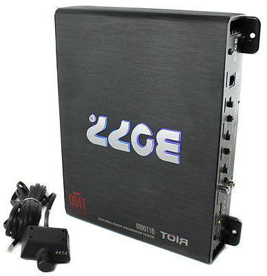 """Kicker 44TCWC104 10"""" 600W Car/Truck Subwoofer + 1100W Amplifier Amp"""