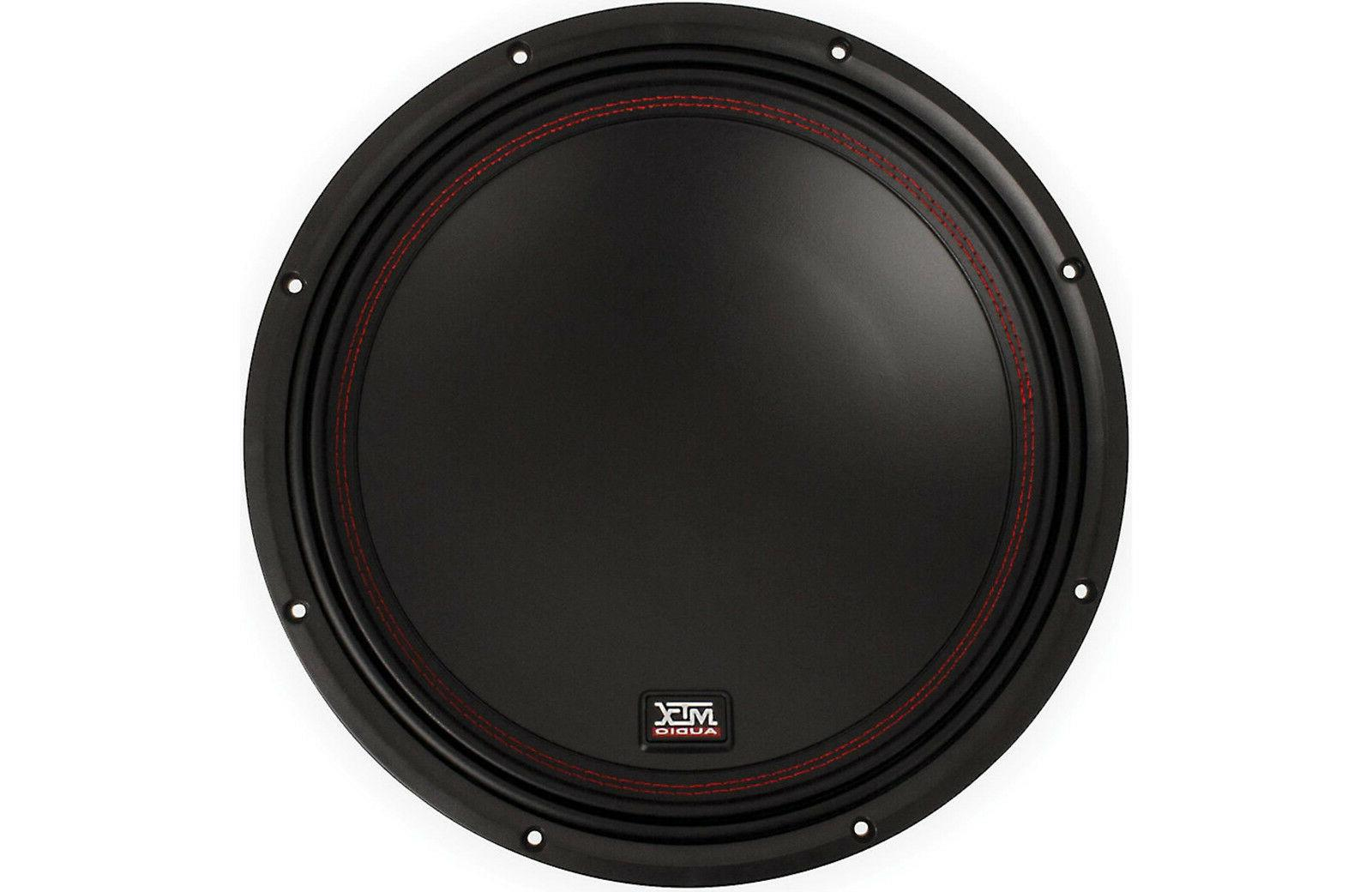 MTX 55 Series 5512-44 12 inch 400W RMS Dual 4Ω Car Audio Subwoofer FREE SHIPPING