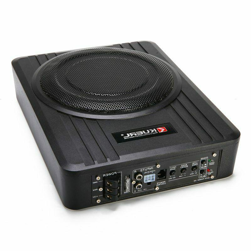 8'' Subwoofers Amplifier Bass HiFi Speaker