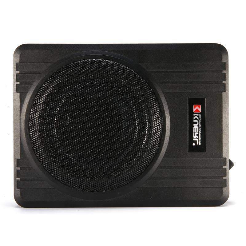 8'' Car Subwoofers Bass HiFi Slim Speaker