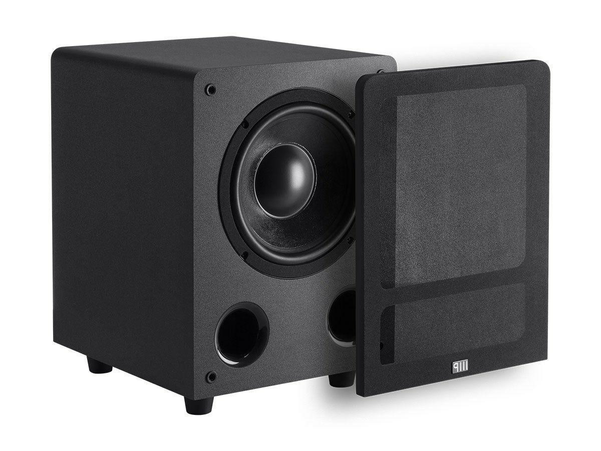 8 200w premium home theater audio subwoofer