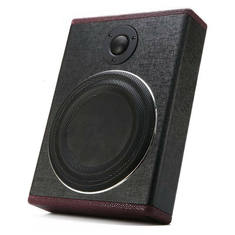 600W Under-Seat Subwoofer Bass HiFi Slim Speaker