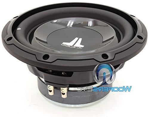JL Audio 8-inch