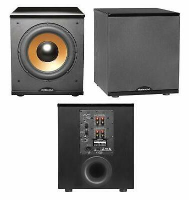 Acoustech H-100 Cinema Series 500-Watt Front-Firing Subwoofe