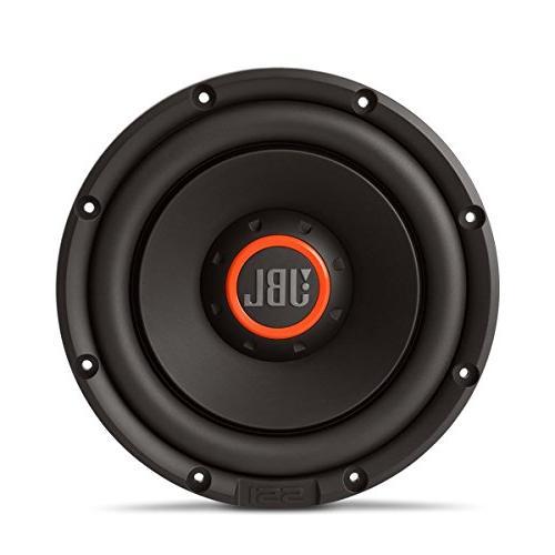 "Jbl - 450w 10"" Single-voice-coil Ssi Subwoofer - Black / Ora"