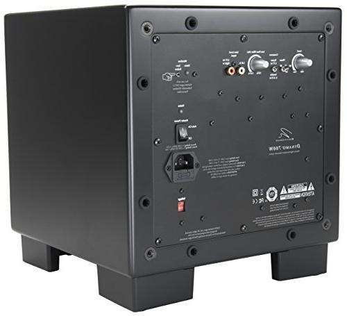 MartinLogan Dynamo 700W Subwoofer with Wireless