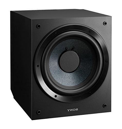 Sony SACS9 Active Subwoofer,