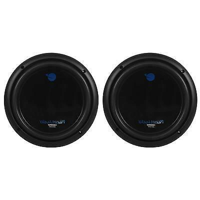 "Planet Audio AC10D 10"" 3000 Watt Dual 4-OHM Car Subwoofers"