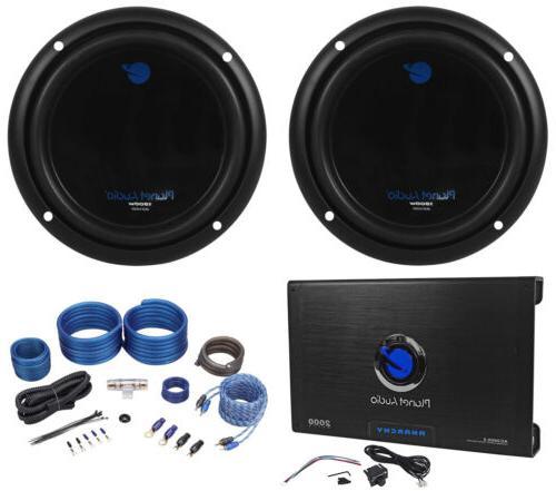 ac10d subwoofers ac2000 2 amplifier