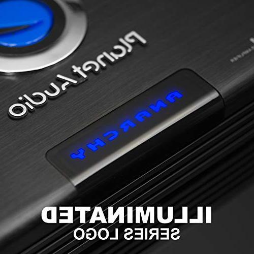 Planet Audio AC5000.1D Amplifier – 5000 Max 1 Stable, Class D, Monoblock, MOSFET Power Supply,