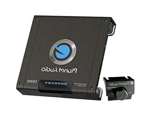 PLANET AUDIO 1500W MONO Audio Amplifier Kit