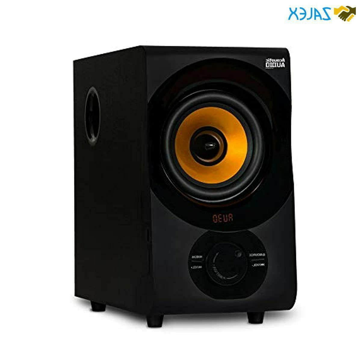 Acoustic Audio Bluetooth 2.1 Speaker 2.1-Channel Home Theater